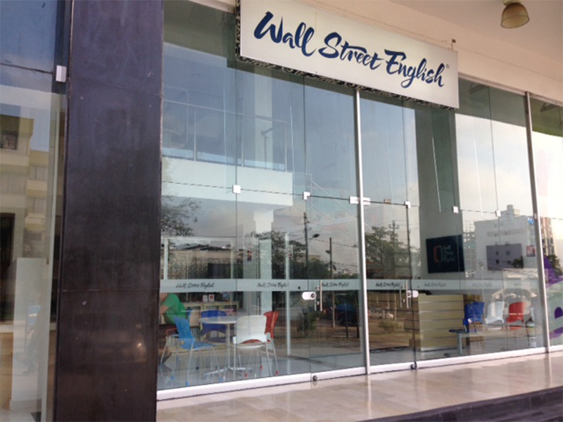 Sede Wall Street English Barranquilla