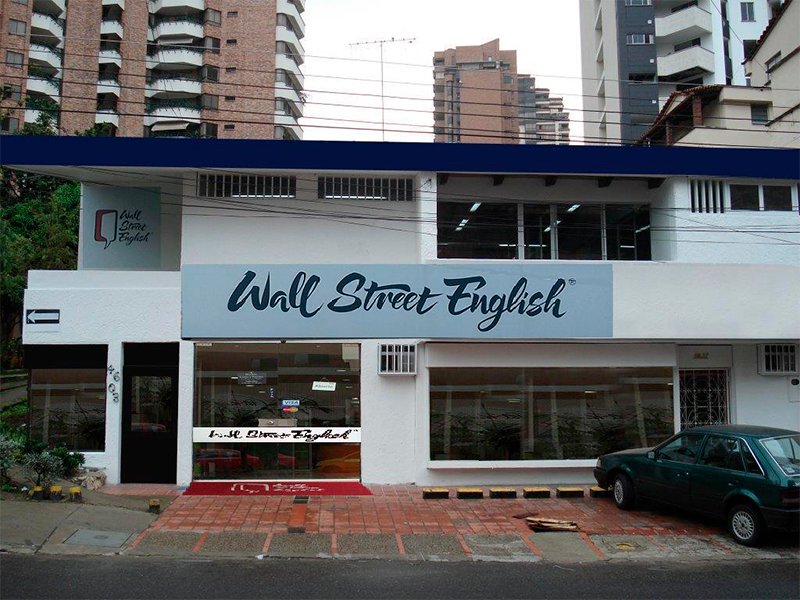 Sede Wall Street English Bucaramanga