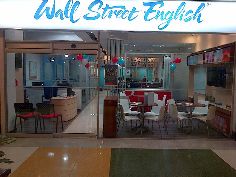 Sede Wall Street English Salitre