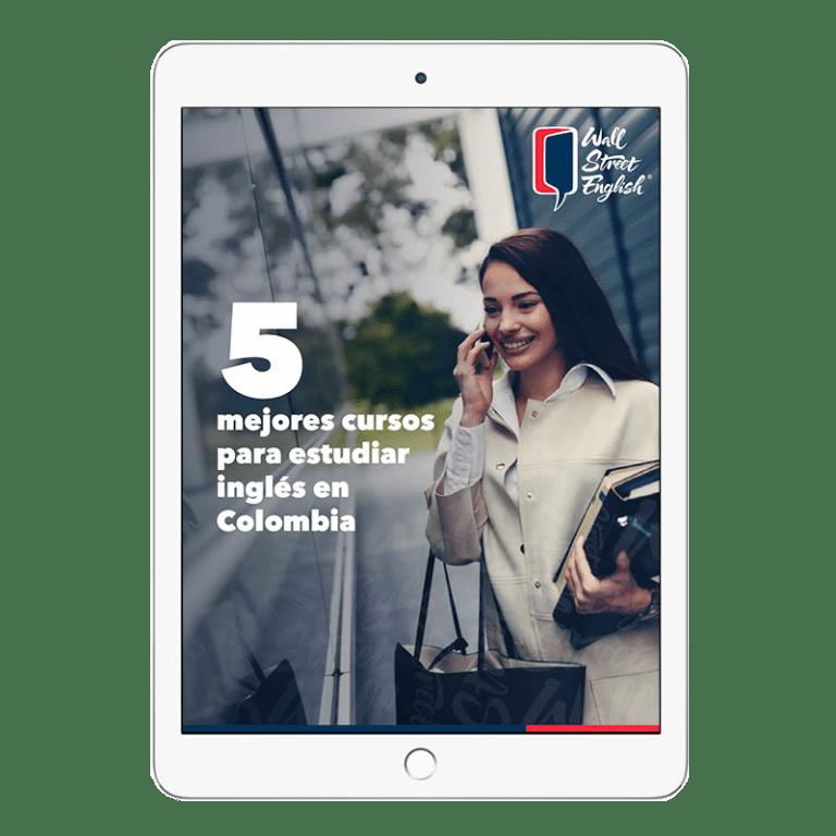 Cursos para estudiar inglés en Colombia