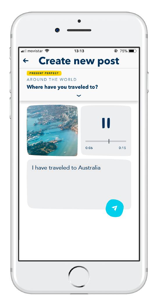 App Say Hello para aprender inglés 3