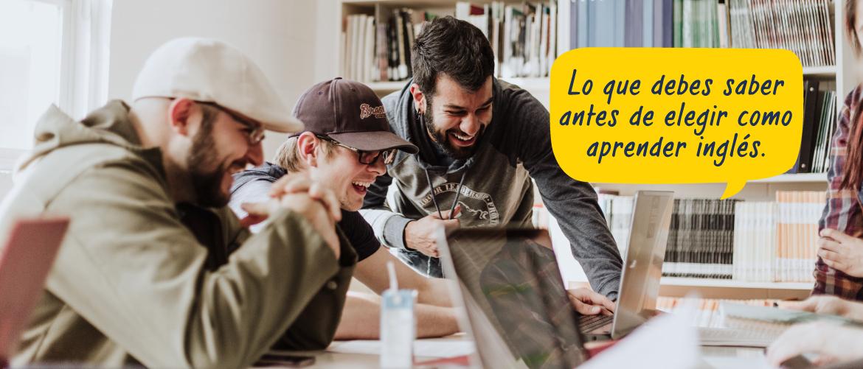 Cuánto cuesta aprender inglés en Colombia