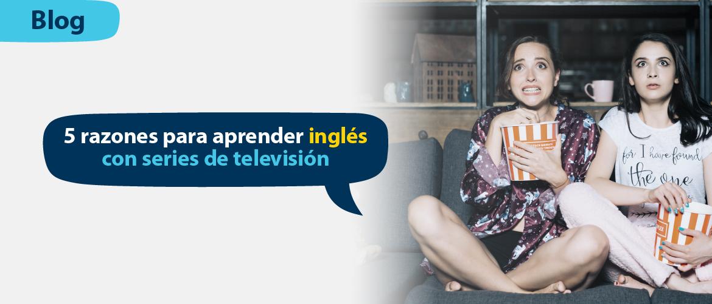 Aprender inglés con series de televisión